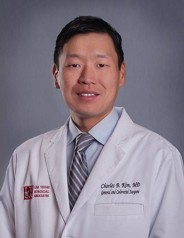 Dr. Charles B. Kim