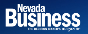 Logo for Nevada Business