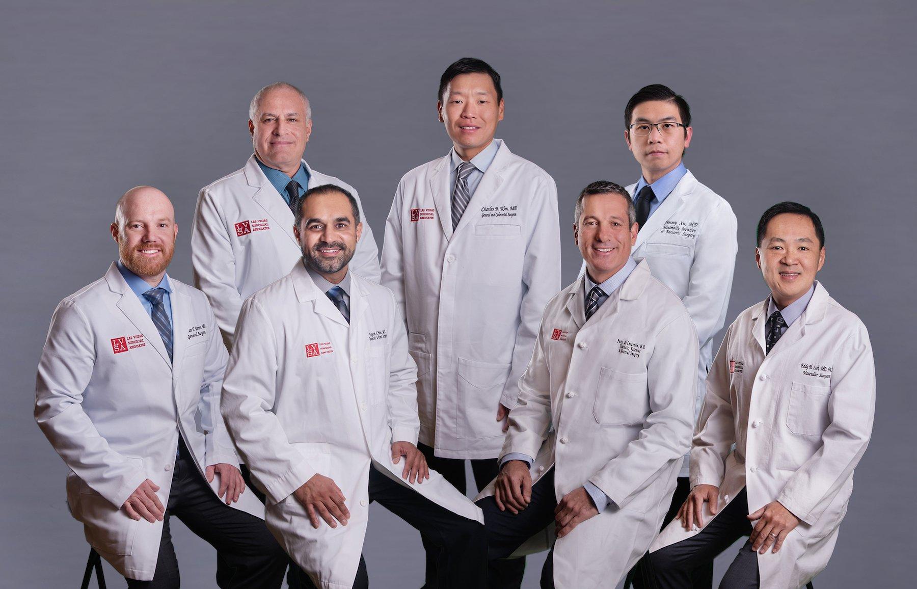 Las Vegas Surgical Doctors 2020